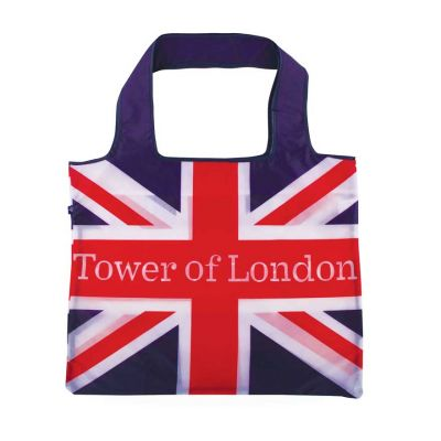 Union Jack re-usable shopping bag