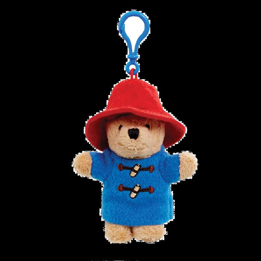 Paddington Bear Key chain Ring Marmalade jam New Free Shipping
