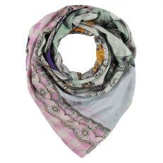 Baroque Silk Scarf