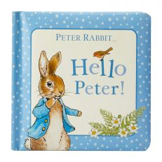 Hello Peter Rabbit Book