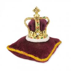 Crowns and Regalia The souvenir collection - St. Edward's Crown