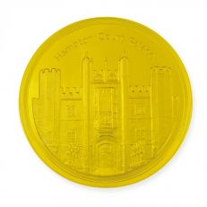 Tower Mint Hampton Court Palace chocolate coin (large)