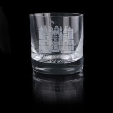 Hampton Court Palace tot glass