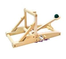 Medieval Catapult Wooden model kit
