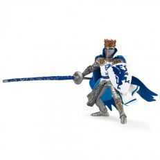 Papo UK Blue dragon king model toy