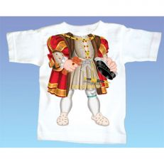 Add a kid t-shirt - Henry VIII (infant)