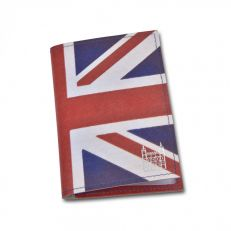 Union Jack credit card holder
