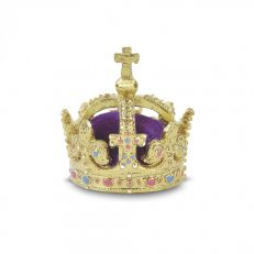 Henry VIII crown miniature model