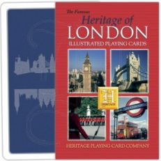 Heritage of London playing cards