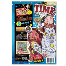 TIME for fun! Children's activity magazine