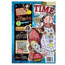 TIME for fun! Children's activity magazine
