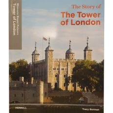 The Story of The Tower of London front cover