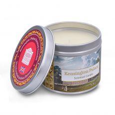 Kensington Palace tin candle