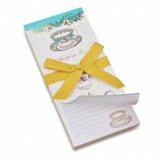 Palace china shopping list pad