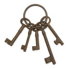 Rustic keys