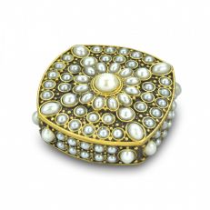 Pearl Trinket Box