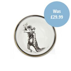 'Shoe of Eden' fine bone china bowl