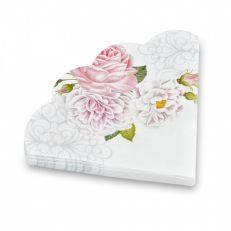 royal palace rose collection napkins