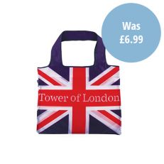 Union Jack re-usable shopping bag