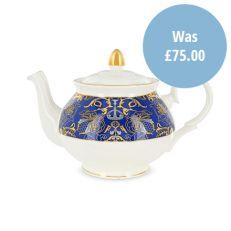 Royal Victoria bone china teapot
