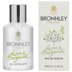 Bronnley Lime and Bergamot eau de toilette