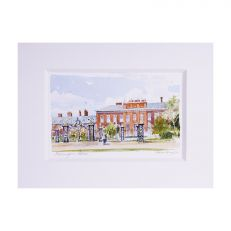 "Kensington Palace Mini Print 8"" x 6"""