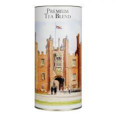 Hampton Court Palace watercolour English Breakfast tea drum
