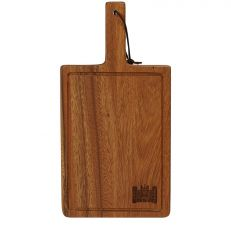 Small acacia wood chopping board