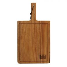 Large acacia wood chopping board