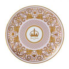 Victoria 200th anniversary fine bone china plate