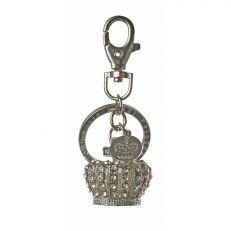 Historic Royal Palaces crystal crown keyring