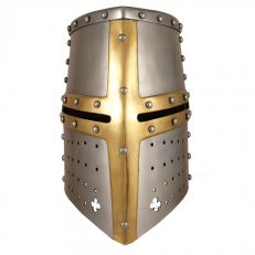 Medieval armour - great helm