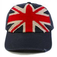 Vintage Union Jack cap