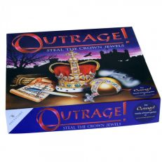 Outrage! Board game