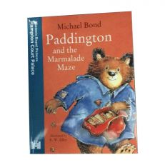 Harpercollins Paddington and the marmalade maze at Hampton Court Palace