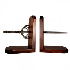 Sword bookends