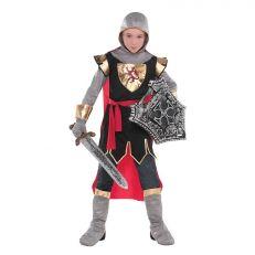 Smiffys childrens knight fancy dress costume