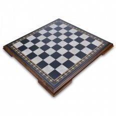 50cm black and white chessboard with legs