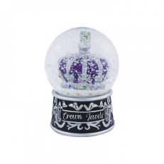 Crown of India Snow Globe Crown Jewels