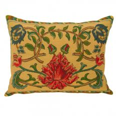 Flemish Tapestries Artichoke cushion
