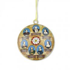 Tinker Tailor Henry VIII and wives metal decoration