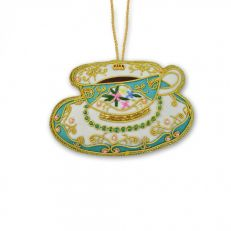 Tinker Tailor Royal Palace tea cup tree decoration