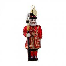 Brink Yeoman Warder glass tree decoration