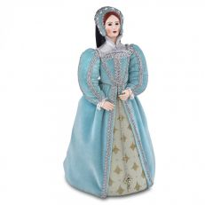 Brenda Price Catherine Howard doll