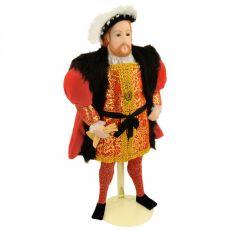 Henry VIII doll