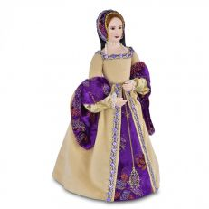 Brenda Price Lady Jane Grey doll