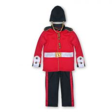 Royal Guardsman dress up costume