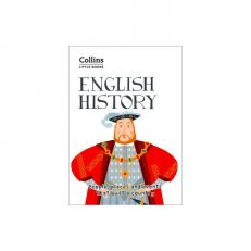 Collins Little Books - English History : People, places and events that built a country by Robert Peal