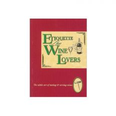 Etiquette for Wine Lovers book