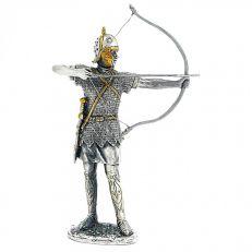 Ancestors of Dover Medieval archer figure
